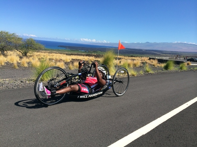 Minda Kona Training Pic 2014